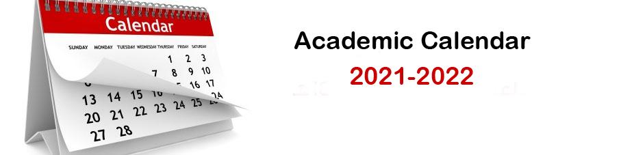 Academic Calender - Academic Current Calender